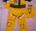 transformers yellow costume Romper